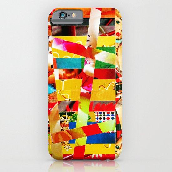 Jiseo (stripes 12) iPhone & iPod Case