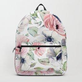 FLOWERS WATERCOLOR 29 Backpack