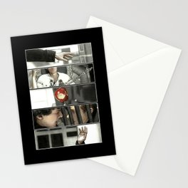 The Reichenbach Fall Stationery Cards