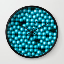 Even On A Molecular Level There Is No Perfection Wall Clock