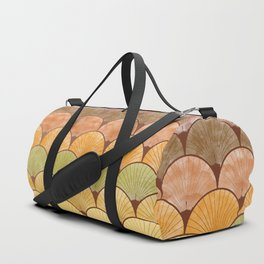 Watercolor art decó pattern Duffle Bag