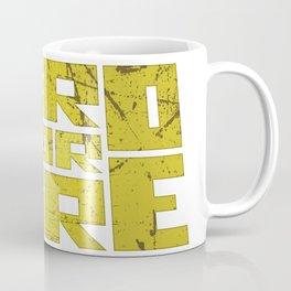 Luke Cage - Hero for Hire Coffee Mug