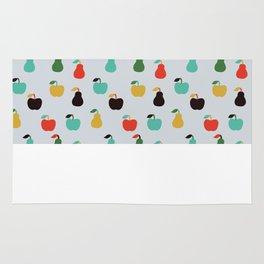 Apples + Pears Rug