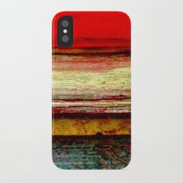 Sunset in Bali iPhone Case