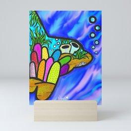 Underseeing  Mini Art Print