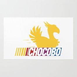 Nascar Chocobo Racing Rug