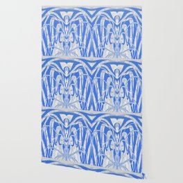 Pacific Northwest Contemporary Tribal Totem Wallpaper