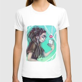 Selfie Girl T-shirt