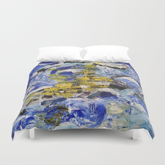 Abstract painting 5 Duvet Cover