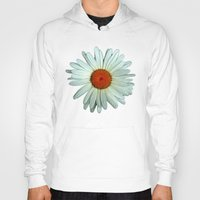 daisies Hoodies featuring Daisies by BruceLeeVesely