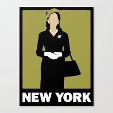 New York Canvas Print