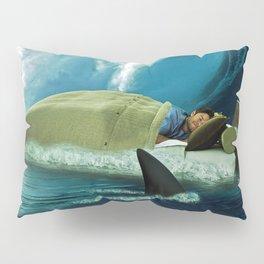 Sleeping with Sharks Pillow Sham