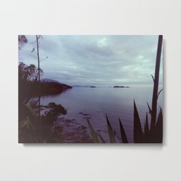 New Caledonia Metal Print