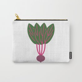 Purple Beet  Carry-All Pouch