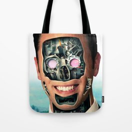 Manchine Tote Bag