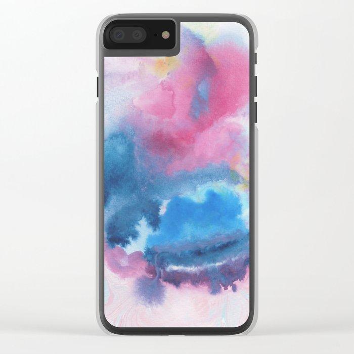 Improvisation 27 Clear iPhone Case