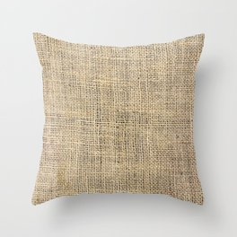 Canvas 1 Throw Pillow