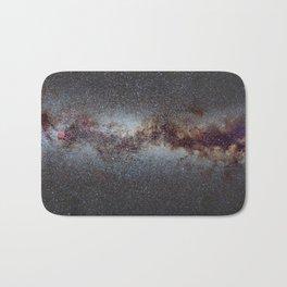The Milky Way from Scorpio Antares and Sagitarius to North America Nebula in Cygnus Bath Mat