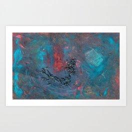 mLev1 Art Print