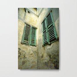 windows vista Metal Print