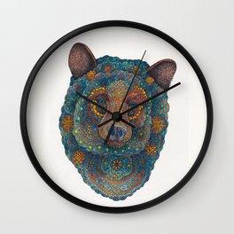 Constellation Bear Wall Clock
