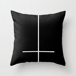 Antichrist DARK Throw Pillow