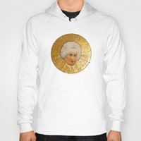 dorothy Hoodies featuring Saint Dorothy by Carter Herrington