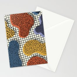 Colorful Notebook II Stationery Cards