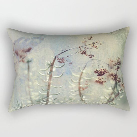 botanical dream Rectangular Pillow