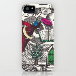 DreamWall iPhone Case