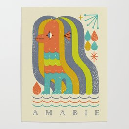 Amabie Poster