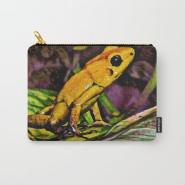 Dart Frog Dream | Painting Carry-All Pouch
