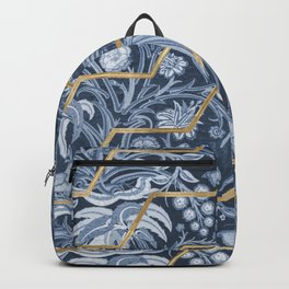 Exotic chinoiserie - golden wild Backpack