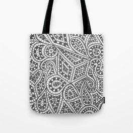 Doodle 9 Tote Bag