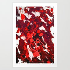 Sanguine, My Brother Art Print
