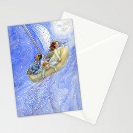 Wynkin, Blynkin and Nod Stationery Cards