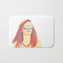 girl Bath Mat