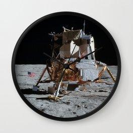 Apollo 14 - Lunar Module Wall Clock
