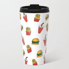 BURGER ADDICT Travel Mug