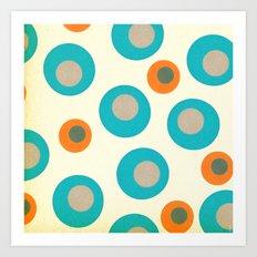 - forms - Art Print