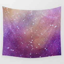 Galaxy VII Wall Tapestry