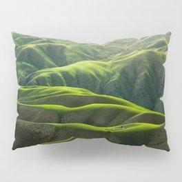 Hill landscape, Hillscape Pillow Sham