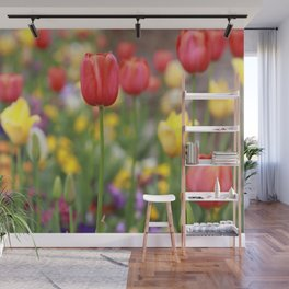 Flower Photography by Lonely Photographer Wall Mural