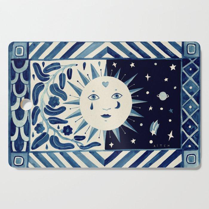 Sun Cutting Board