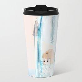 Sad Alice Travel Mug