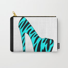 Blue heel Carry-All Pouch