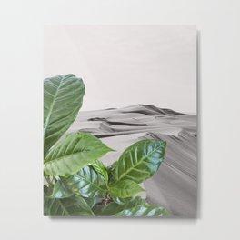Desert Botanical Metal Print