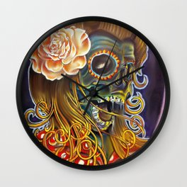 Mum-A-Billy Wall Clock