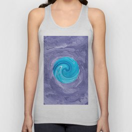 Abstract Mandala 286 Unisex Tank Top