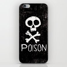 Poison iPhone & iPod Skin